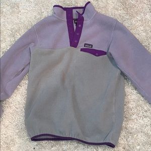 Patagonia snap-t fleece